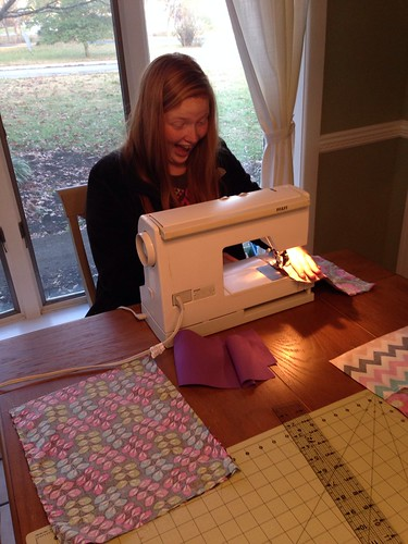 Sewing day 2013