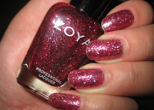 Holiday Nails Shimmer & Shine