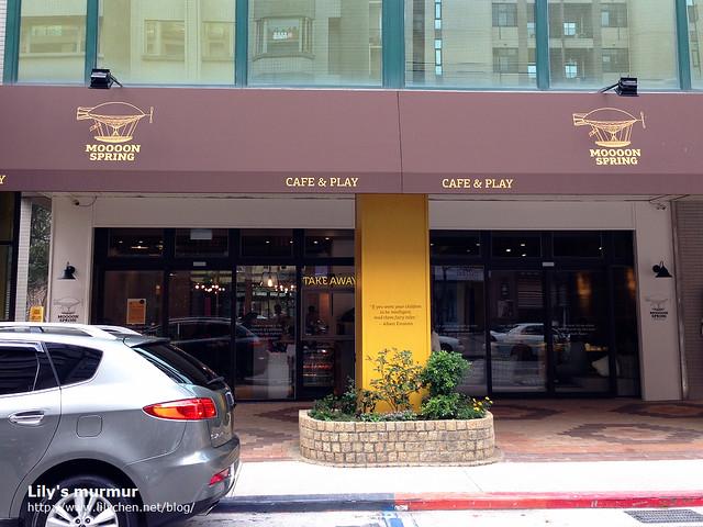 餐廳外觀有別一般親子餐廳,沒有特別童趣的招牌設計,還是維持一貫的雅緻質感。