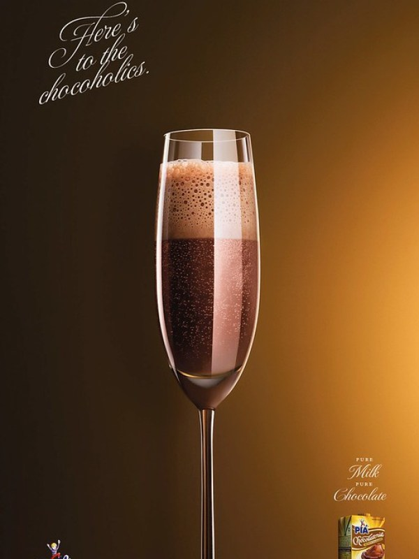 Pia Chocolate - Champagne