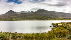 Macgillycuddy's Reeks and Lough Acoose