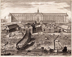 Dutch East India Company Warehouse