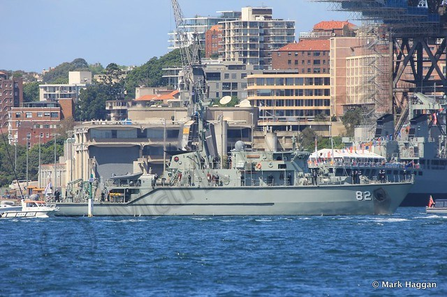 International Fleet Review, Sydney, October 2013