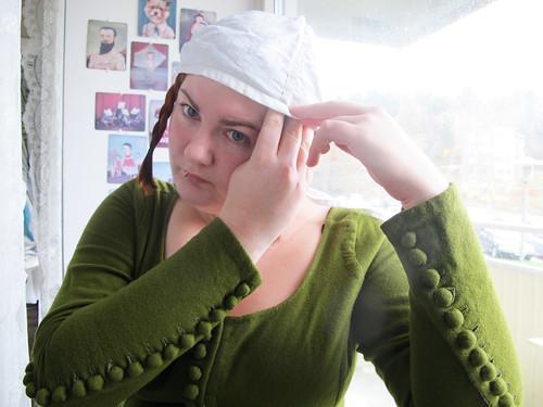 Wearing my veil - 6