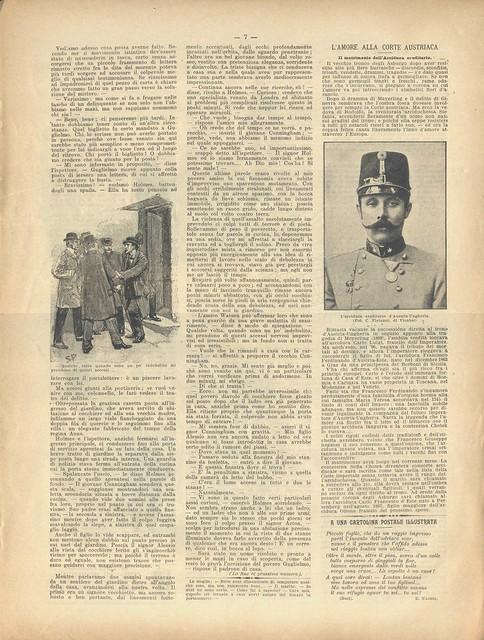 La Domenica del Corriere, Nº 23, 10 Junho 1900 - 6 by Gatochy