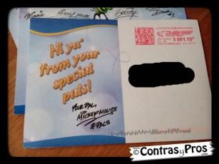 Carta Disney 3