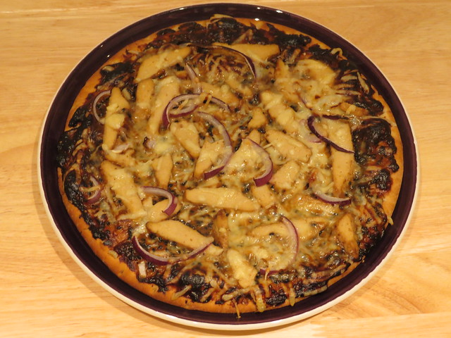 Cooking: Miso Pizza