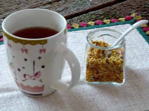 Spicy mix for apple juice - Preparato per succo di mela speziato