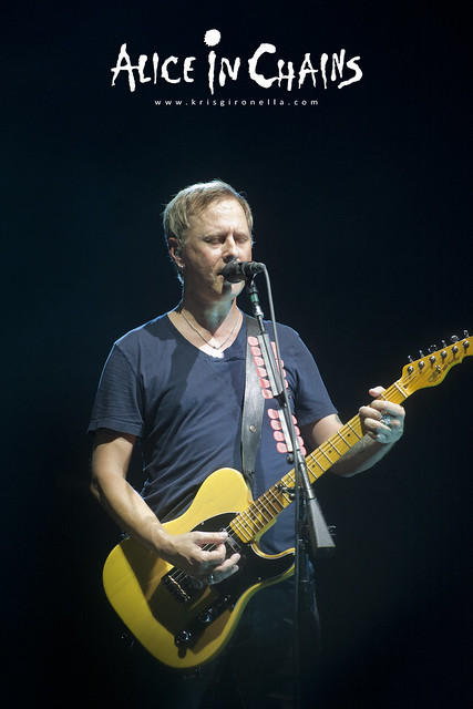 Jerry Cantrell - Singapore Rock Fest 2014
