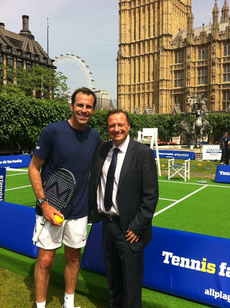 Jason and Greg Rusedski