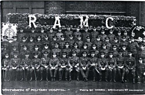 Whitworth Street Military Hospital