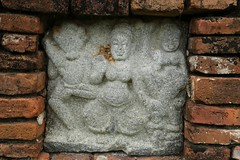 Jeshta Devi in outer wall