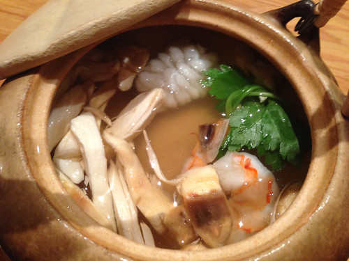 Matsutake Dobinmushi