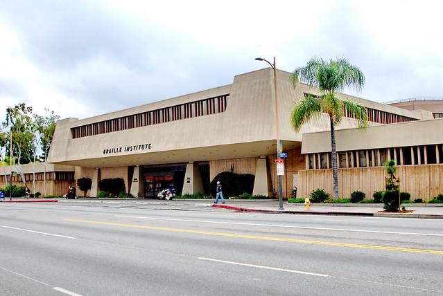 Braille Institute of America, William L. Pereira  1977