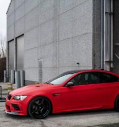 e92 m3 red [ 1600 x 1067 Pixel ]