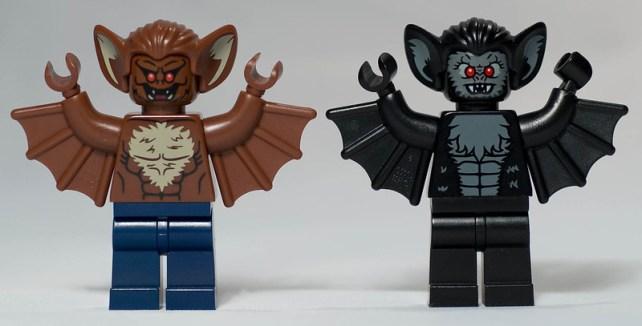 REVIEW LEGO 76011 Batman - L'attaque de Man-Bat
