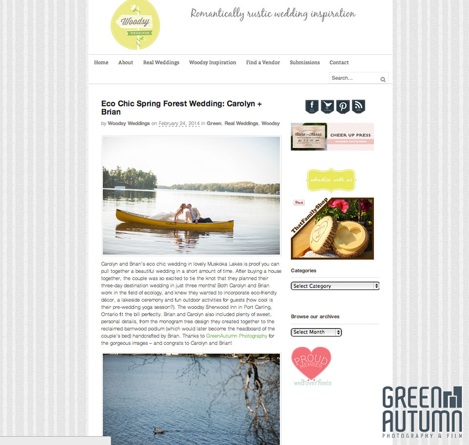 woodsy-forest-DIY-wedding-photography-muskoka-