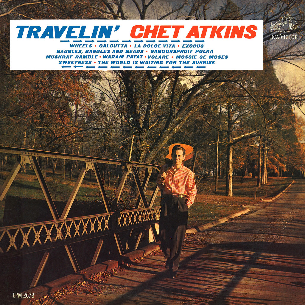 Chet Atkins - Travelin'