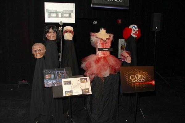 Halloween Horror Nights 2013 press preview at Universal Orlando