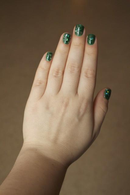 05 KBShimmer Green Hex&Glam