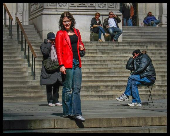 Lean In - New York City - 2007