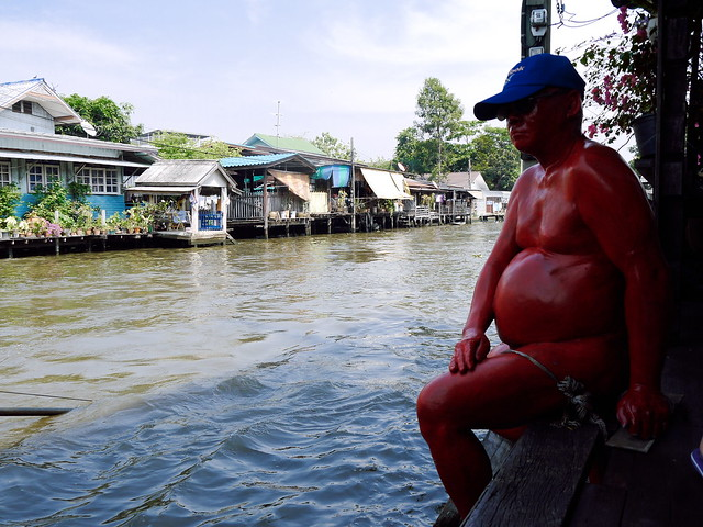 In the Khlongs of Bangkok
