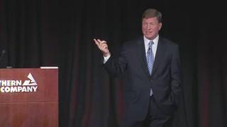 Natural gas skeptic --Tom Fanning