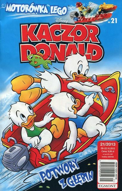 Kaczor Donald 2013-21