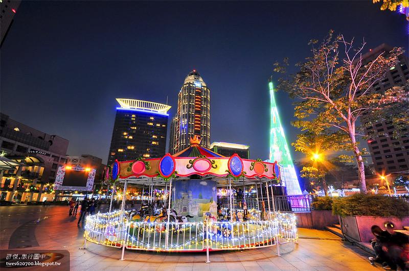 [心得]新北市歡樂耶誕城2015《耶誕巨星派對》   Citytalk城市通
