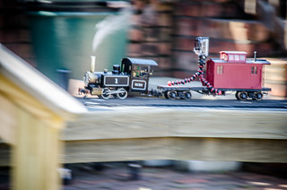 Model Steam Trains-44