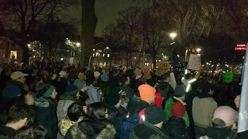 Emergency Rally Against Muslim Ban 2.0 @ Harvard