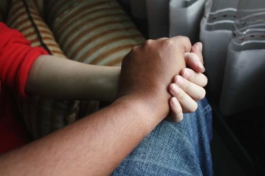 Hands in Hand: 10 of 100