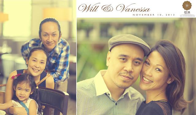 Will & Vanessa Wedding Celebration @ The White Rabbit Singapore
