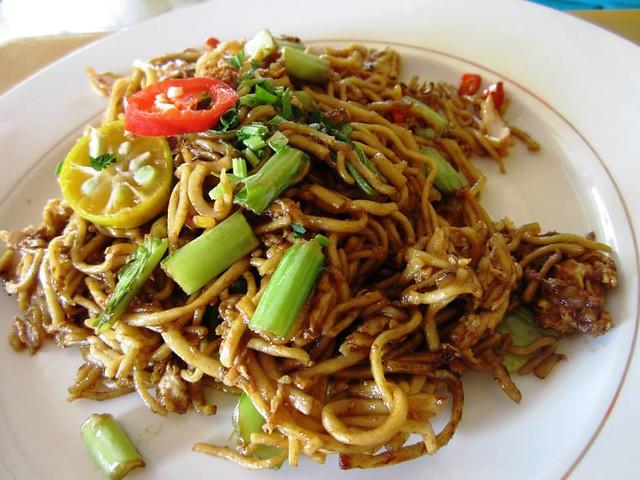 Mee goreng Melayu