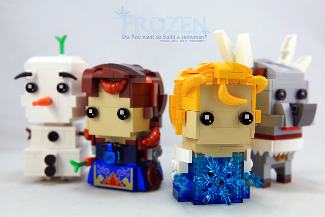 Best of LEGO BrickHeadz