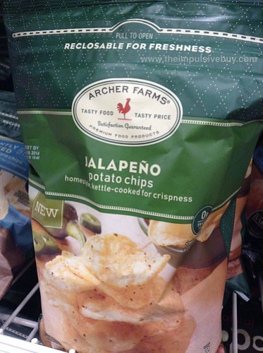 Archer Farms Jalapeno Potato Chips