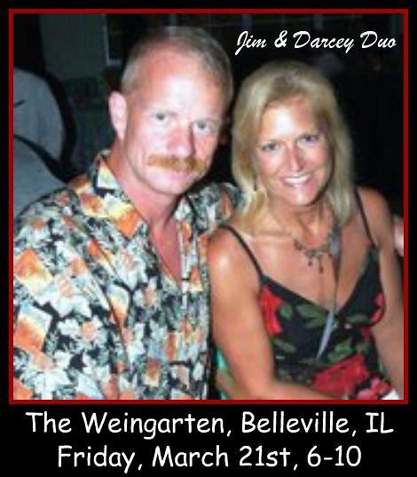 Jim & Darcey Duo 3-21-14