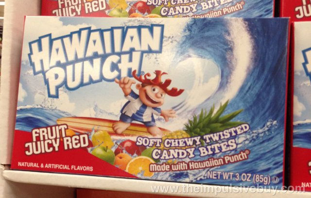 Hawaiian Punch Candy Bites