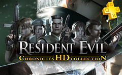 PlayStation Plus: Resident Evil Chronicles HD Collection