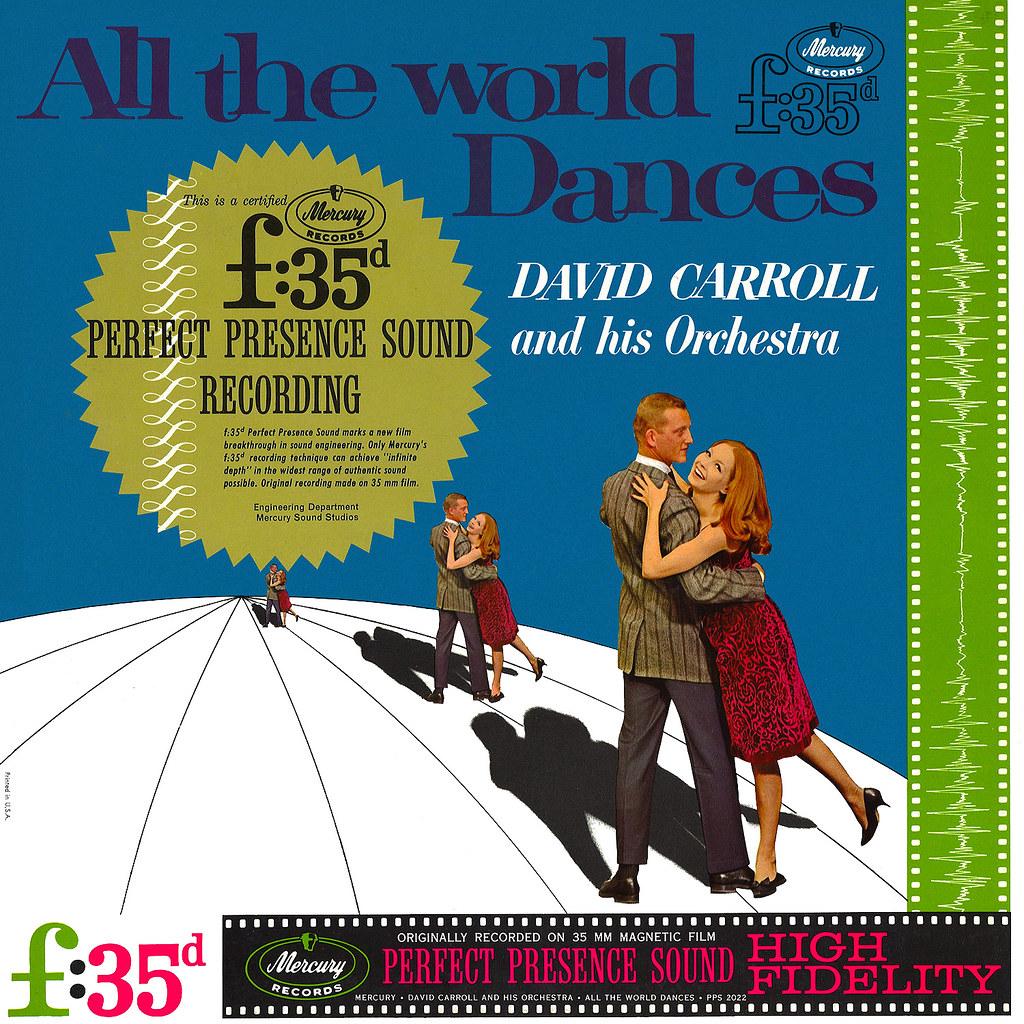 David Carroll - All The World Dances