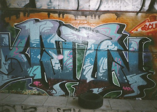 Kaon by graffiticollector