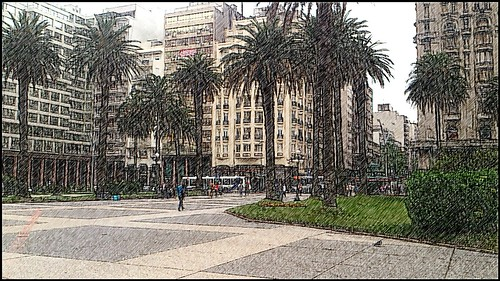 Montevideo by jailsonrp
