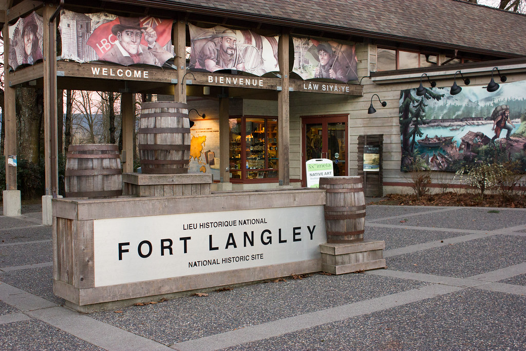 Fort Langley Historical Site