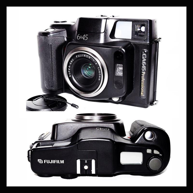 Fujifilm GA645 Professional