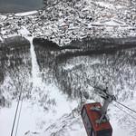 Viajefilos en Tromso, Monte Floya 002