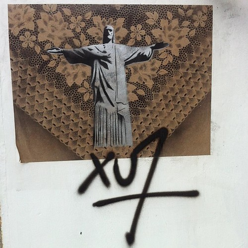 Printed Christ