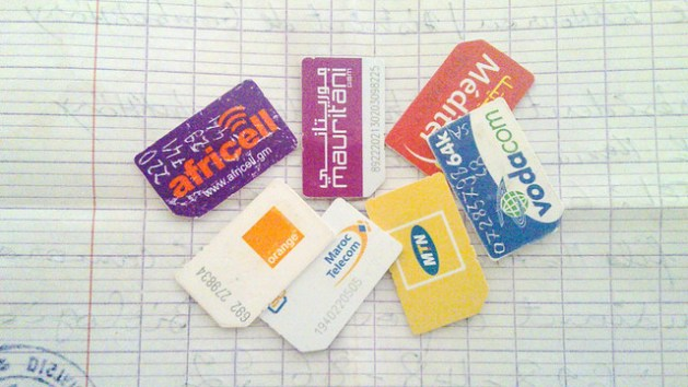 Mobiles Internet / Prepaid-SIM in Suedostasien