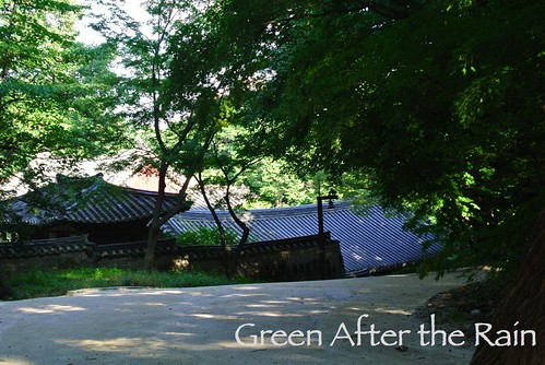 Seoul South Korea Changdeukgung Palace Secret Garden