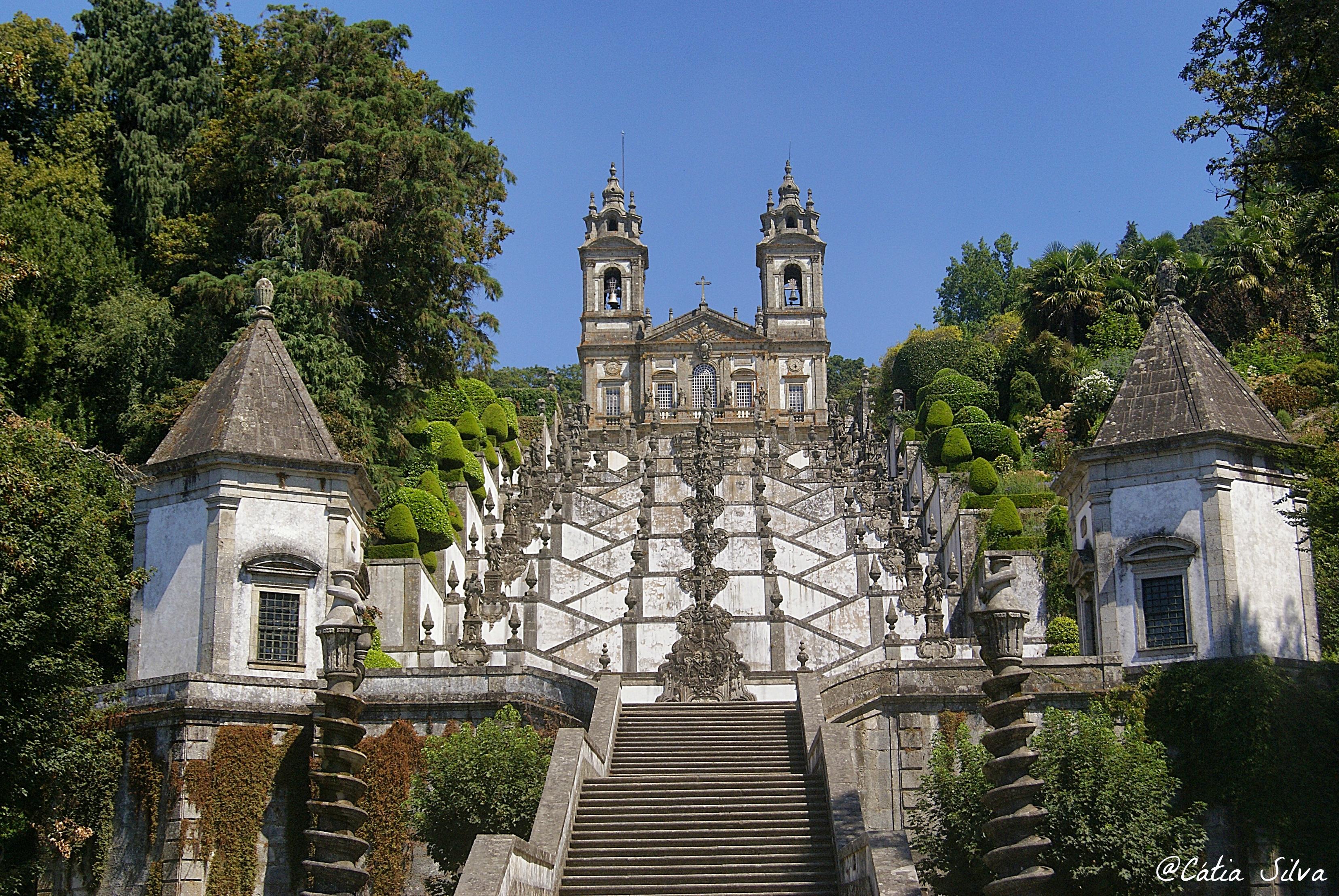 Santuário do Bom Jesus do Monte - Braga - Portugal (17)