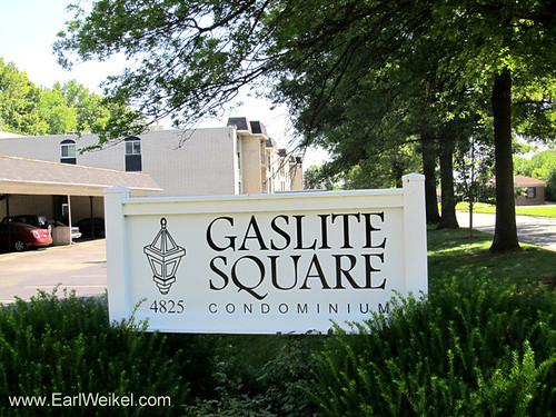 Gaslite Square Condos Louisville KY 40207 Also Known As Gaslight Square and Gas Lite Square by EarlWeikel.com